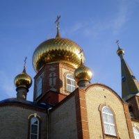 Свято-Никольский Храм г.Мариуполя :: Татьяна Пальчикова