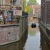 Каналами Амстердама :: Лидия Цапко
