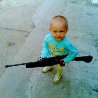 враг не пройдет :: Владимир Сачко