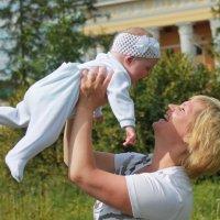 Счастливая мама :: Наталья Трифонова