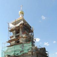 Церковь Александра Невского в Видном :: Александр Качалин