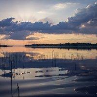 День ушёл красиво :: Арина Зотова