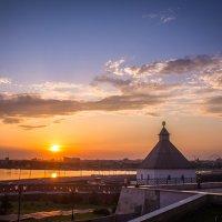 Казанский закат :: Юлия Варюхина
