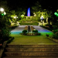 Ночь, улица, фонтан... :: Ekaterina Konopko