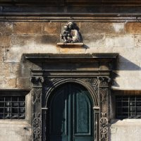 Зеленая дверь :: galidob
