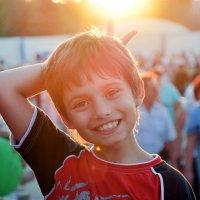 Солнечная улыбка) :: Динар Зиганшин