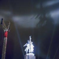 Даже небо опустилось посмотреть :: Алексей Окунеев