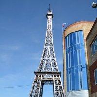 окно в париж :: Константин Трапезников