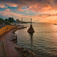 Когда мы смотрим на мир глазами любви, он открывает нам свои лучшие стороны :) :: Алексей Латыш