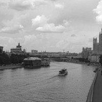 На Москве-реке :: Александр Лебедев