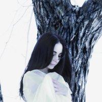 The grief cold :: Irina Schastlivaya