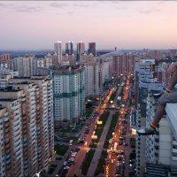 Красногорские высоты. :: Георгий Ланчевский
