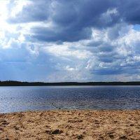 Озеро Рубское :: марк