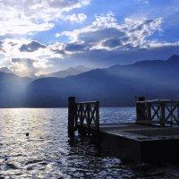 Прощальные лучи в Мальчезино... :: Alllen Polunina