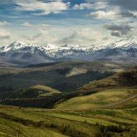 Холодное дыхание гор :: Вячеслав Филиппов