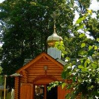 церквушка в санатории :: Александр Корчемный
