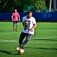Ногамяч. Football. :: Анастасия Фокина