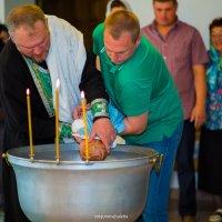 Крещение :: Валерия Стригунова