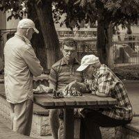 НАПРЯЖЕННЫЙ МОМЕНТ :: Sergey Bagach