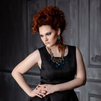 Фэшн портрет :: Anastasia Chernikina