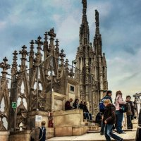 Vospominanija o Milane 10 :: Arturs Ancans
