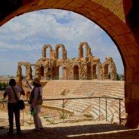 Колизей. Карфаген. Тунис :: Артур Овсепян