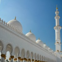 Мечеть шейха Зайеда в Абу-Даби :: El' Sha