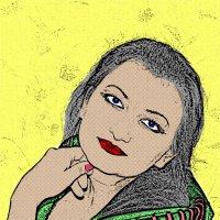 Комикс в стиле Pop-art :: Светлана Волконская