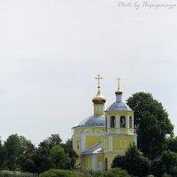 Храм Николая Чудотворца :: Виктор Мушкарин (thepaparazzo)