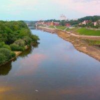 Чуден Днепр...в Смоленске. :: Игорь
