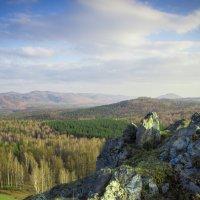 уральские горы :: Юлия Крупенина