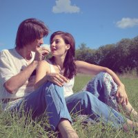 Любовь :: Гузаль Мартынова