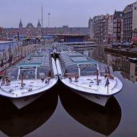 Многоликий Амстердам :: Лидия Цапко