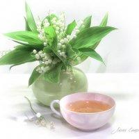 Утренний чай. :: Лилия *