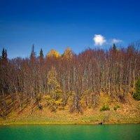 Озеро Сарва :: Татьяна Губина