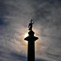 ангел хранитель :: Андрей Пашков
