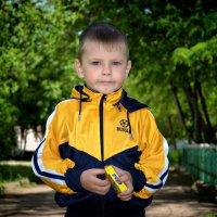 Снова Витька... :: Gimp Fanat Евгений Щербаков