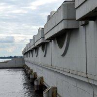 СПБ защита от наводнений. Водопропускной узел :: Андрей Ягодко