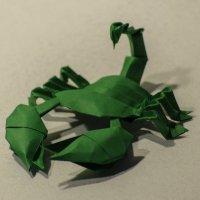 Оригами скорпион :: Богдан Петренко