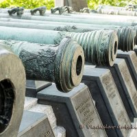 Старые пушки в Кремле :: Vladislav Gubskiy