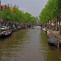 Каналы Амстердама :: Лидия Цапко