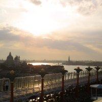 Проплывая над Венецией... :: Даулет Джаманов