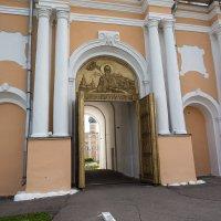 Варламо-Хутынский монастырь. :: Евгений Никифоров