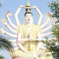 Самуи Храм Wat Pha Nam Yoi :: Вероника Полканова