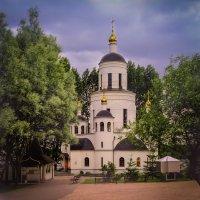Минск, церковь в честь иконы Богоматери Минской. :: Nonna