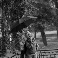 Зонтик :: G Nagaeva