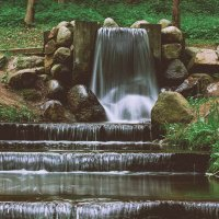 водопад :: Александра Крук