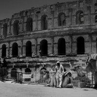 Карфагенский Колизей. Эль Джем. Тунис :: Артур Овсепян