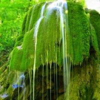 водопад Серебряные струи :: Анtон_Ирина Анохиы