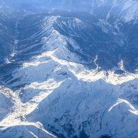 Снежный горы :: Эмиль Файзулин